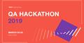 Wix QA Hackathon Dnipro 2019