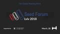 Seed Forum Lviv 2018