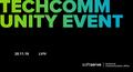 TechCommUnity Event