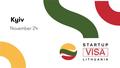 Startup Visa Lithuania Roadshow in Kyiv