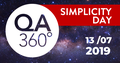 Конференция Simplicity Day: QA 360°