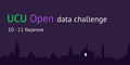 UCU Open data challenge