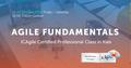 Agile Fundamentals – ICAgile Certified Professional Class