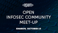Kharkiv Open InfoSec Community Meet-Up
