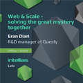 "Зустріч ""Web & Scale – solving the great mystery together"""