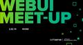 Web UI Meet-Up