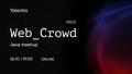 Web_crowd 10.0 Java meetup
