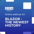 "Webinar ""Blazor - the newest history"""