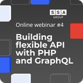 """Webinar """"Building a flexible API with PHP and GraphQL"""""""