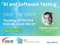 AI and Software Testing Webinar