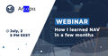 "Webinar ""How I learnt NAV in a few months"""