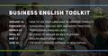 Webinars Pack: Business English Toolkit