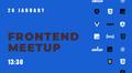 Frontend meetup