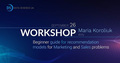 Workshop: recommendation models for Marketing and Sales problems