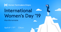 International Women's Day '19 by WTM Dnipro