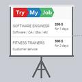 DOU Проектор: TryMyJob— якобрати професію танепомилитись