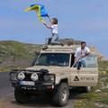 Історія одного саббатікалу, абоЯк мистали першими українцями, які обігнули Африку навласному авто