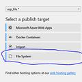 ASP.NET 5: публикуем приложение наLinux