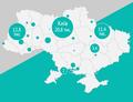 Топ-50ІТ-компаній України, зима 2021: перший <nobr>10-тисячник</nobr> ірекордні темпи зростання