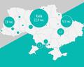 Топ-50ІТ-компаній України, липень 2019: 60тисяч спеціалістів іподолання відмітки «7000фахівців»