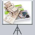 DOU Проектор: EcoBot— екологічний смарт-конструктор для дітей ідорослих