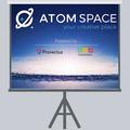 DOU Проектор: Atom Space— пространство для цифрового творчества иразвития молодежи