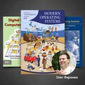 DOU Books: 5книжок про функціонування комп'ютерів від Олега Фаренюка, викладача УКУ