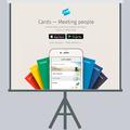 DOU Проектор: Cards— додаток для обміну цифровими візитівками