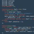 Використання автоматичних параметрів шаблонів вC++17