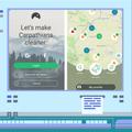 Как GlobalLogic создавала EcoHike— приложение для туристов, которые хотят очистить Карпаты отмусора