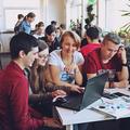 IT-волонтери: якуКропивницькому заснували безкоштовну школу програмування тасоціальний креативний простір