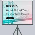 DOU Проектор: Prostir— команда, яка приводить закордонних клієнтів доукраїнських аутсорсерів