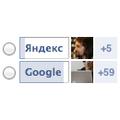 Украинские разработчики предпочитают Google Яндексу