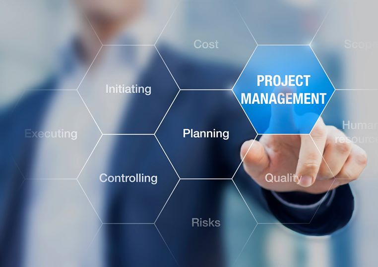 online mba project management