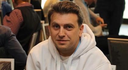 Беседа сЯрославом Максимовичем, серийным предпринимателем, создателем auction.ua (часть1)