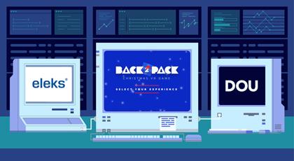 DOU Labs: яквELEKS розробляли гру звикористанням віртуальної реальності