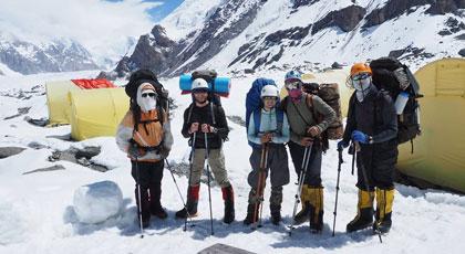 DOU Hobby: Альпинизм— отспортивного туризма довосхождения насемитысячники