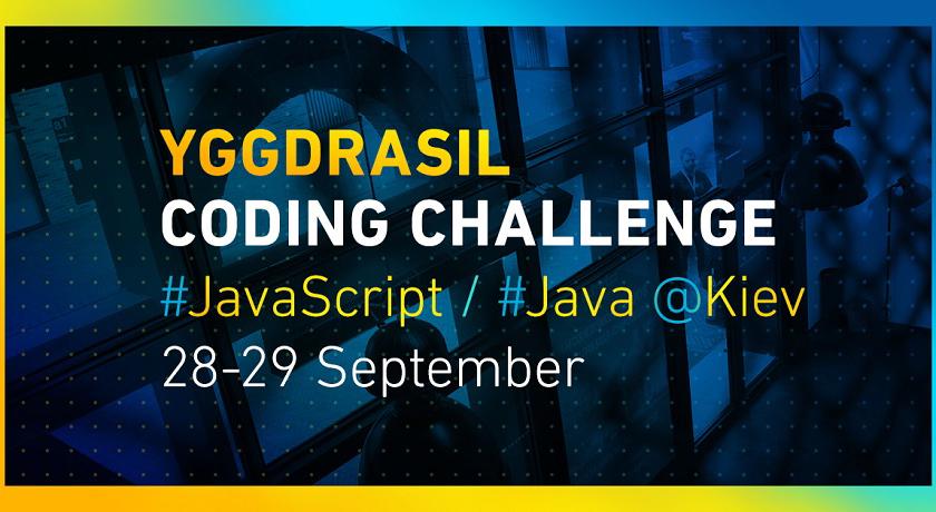 Yggdrasil Coding Challenge for Java and JavaScript