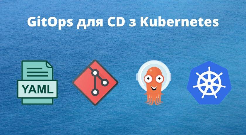 Підхід GitOps яксучасна практика для CDз Kubernetes
