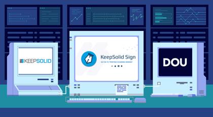 DOU Labs: как вKeepSolid создали приложение для электронной подписи документов