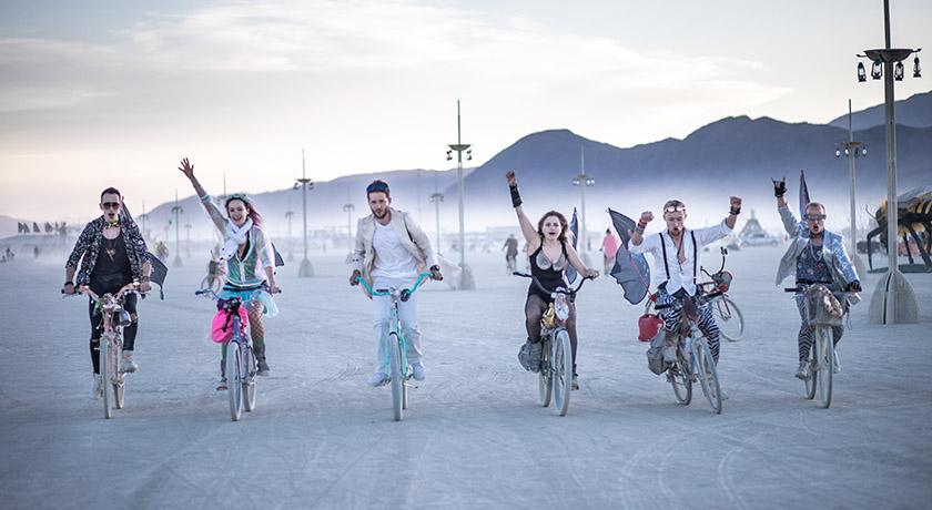 Українські ІТ-фахівці на Burning Man: навіщо їхати в пустелю