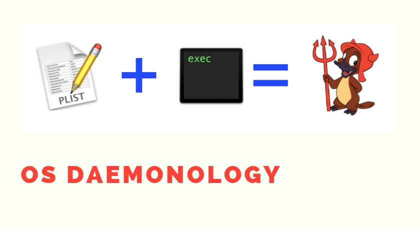 OS Daemonology: виды, преимущества, подводные камни