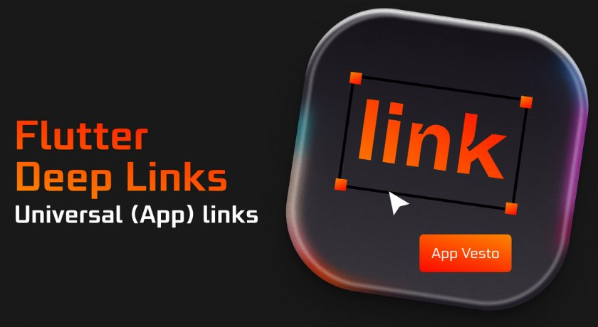 Deep links воFlutter: iOS (Universal links) иAndroid (App links)