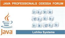 Java Tech Talks Odessa