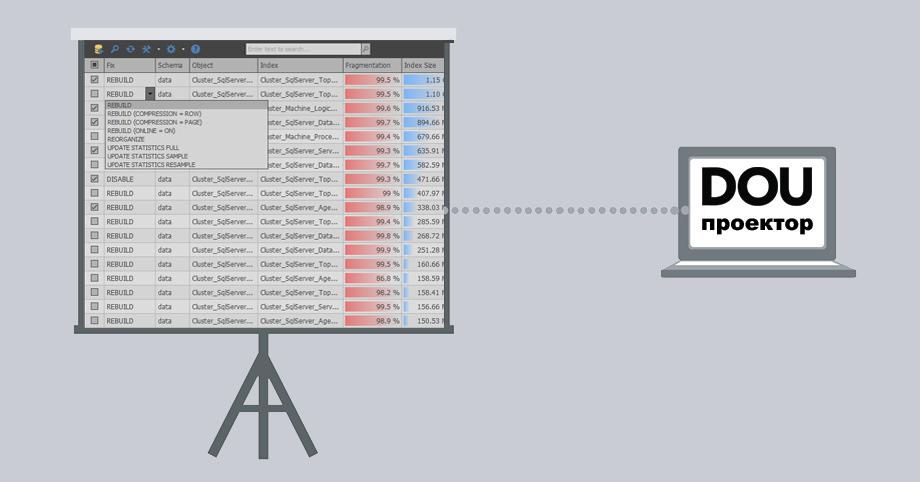 SQL Index Manager – бесплатный тул для обслуживания индексов на SQL Server и Azure