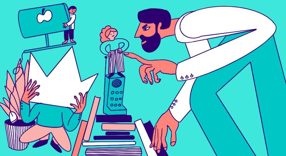 Хороший-плохой менеджер: небожители, тираны, нетехнари и другие типажи