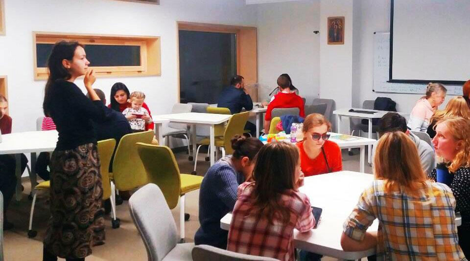 Заняття зі школярами на тему вебдоступності