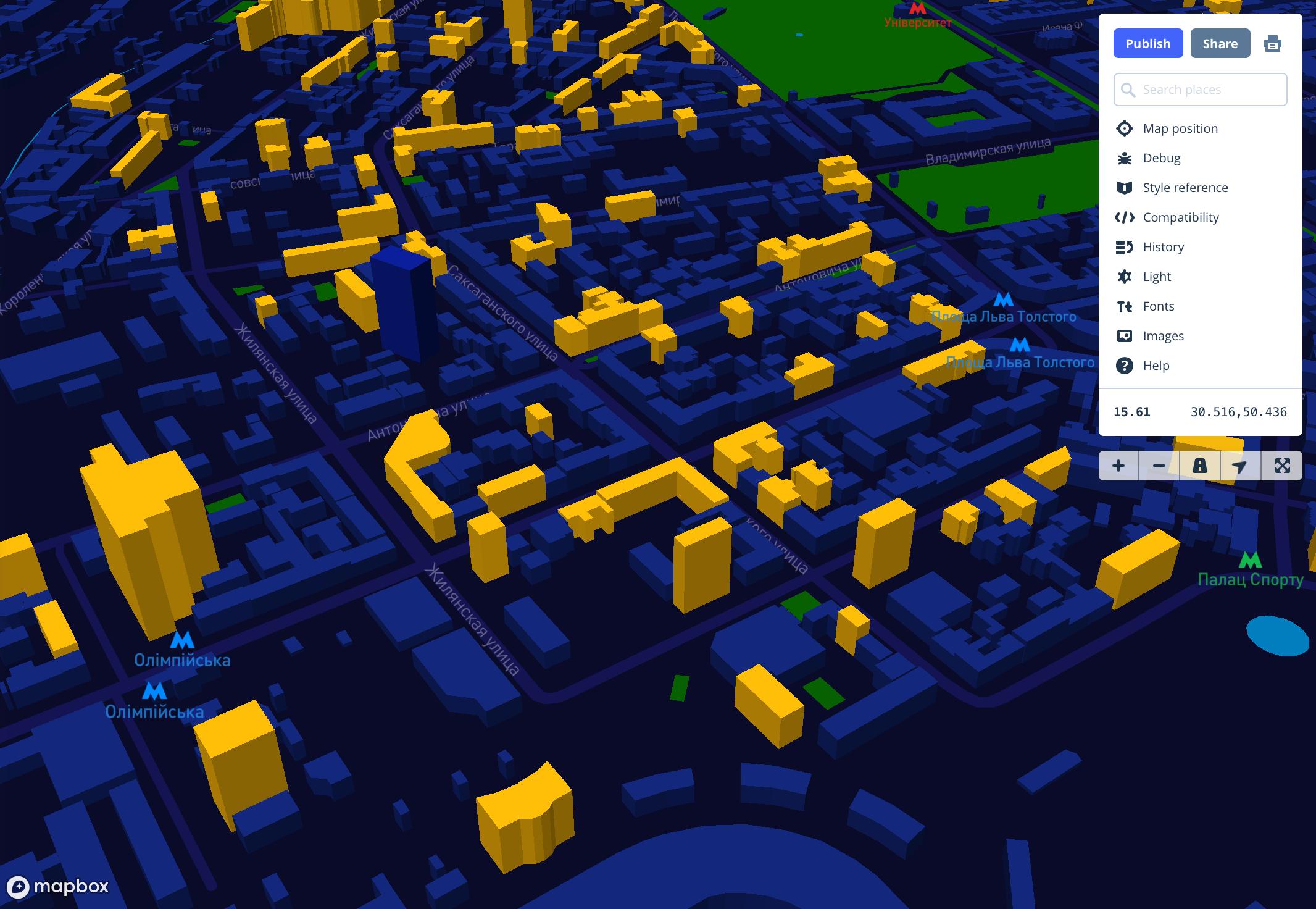 bird — новая iOS-апка для аренды квартир на 3D-карте | DOU