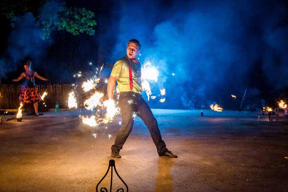 DOU Hobby: Театр огня — вау-эффект укрощения стихии