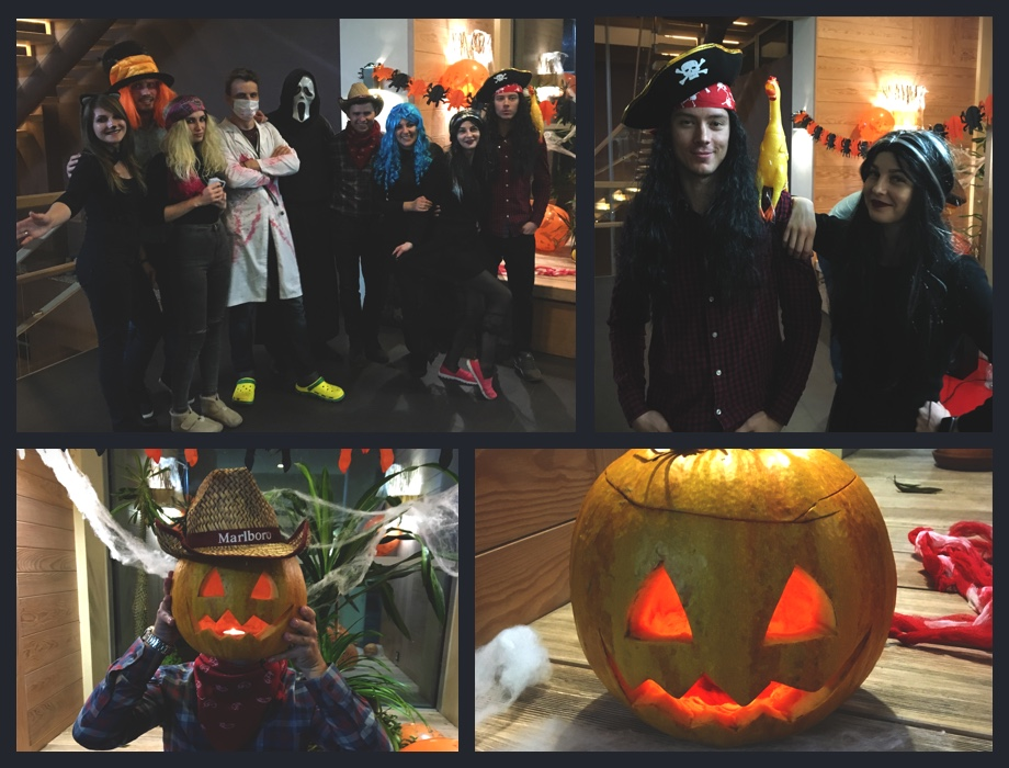 Конкурсы на хэллоуин для старших классов